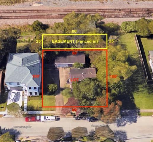 6220 Community Drive, Houston, TX 77005 (MLS #29188791) :: The Sansone Group