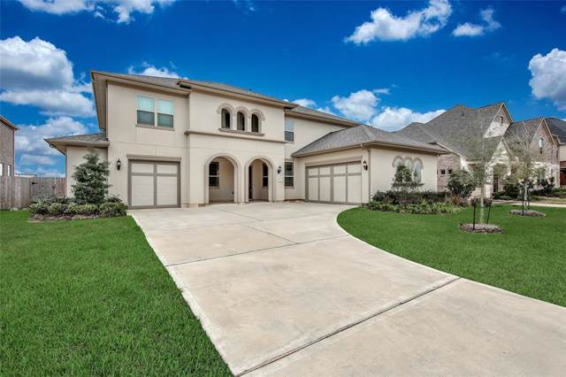 1624 Kaleta Pass Lane, League City, TX 77573 (MLS #29189880) :: The Bly Team