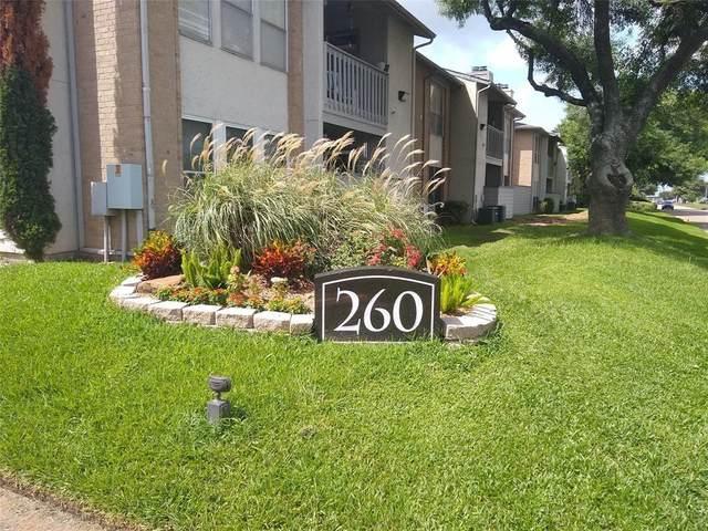 260 El Dorado Boulevard #1202, Webster, TX 77598 (MLS #29197014) :: The SOLD by George Team
