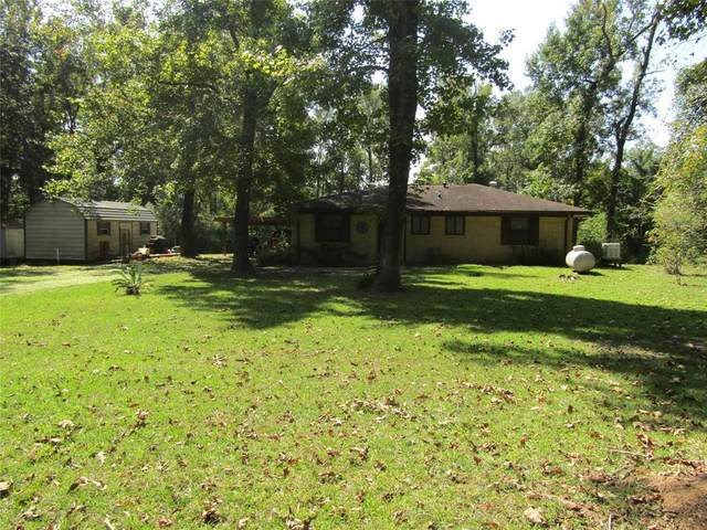262 Drews Landing Road, Goodrich, TX 77335 (MLS #2920412) :: Michele Harmon Team