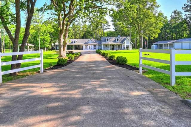 10101 Tanyard Road, Willis, TX 77378 (MLS #29210644) :: The Home Branch