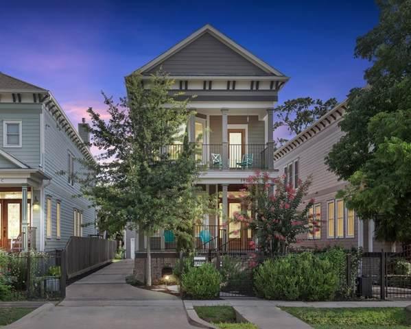 1905 W 14th Street B, Houston, TX 77008 (MLS #29214122) :: The SOLD by George Team