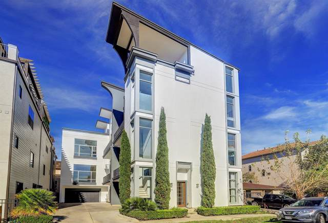 4218 Gibson Street C, Houston, TX 77007 (MLS #29218638) :: The SOLD by George Team