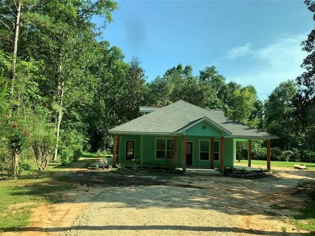 472 Devereaux Trail Trail, Livingston, TX 77351 (MLS #2922375) :: Michele Harmon Team