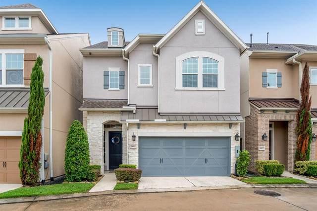 1411 Devonshire Manor Lane, Houston, TX 77055 (MLS #29237113) :: The Wendy Sherman Team