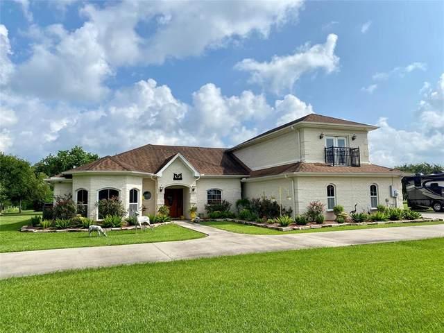 1007 Divide Street, El Campo, TX 77437 (MLS #29239129) :: The Home Branch
