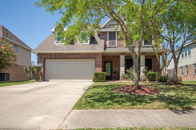 617 Rocky Hollow Lane, League City, TX 77573 (MLS #29247822) :: Ellison Real Estate Team