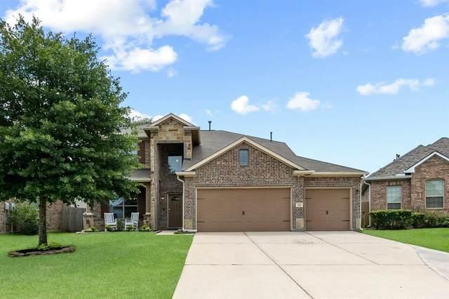 155 Shadow Springs Trail, Magnolia, TX 77354 (MLS #29249403) :: The Property Guys