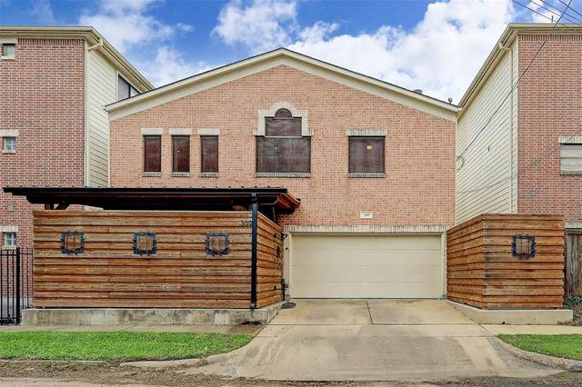 309 Drew Street, Houston, TX 77006 (MLS #29261439) :: Giorgi Real Estate Group