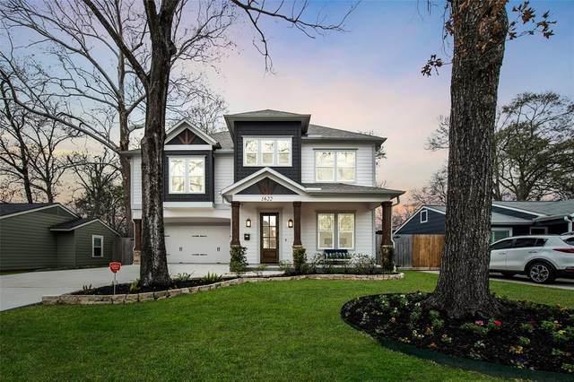1622 Chantilly Lane, Houston, TX 77018 (MLS #2928381) :: The Property Guys