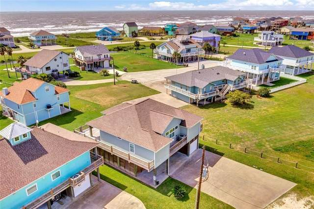 3088 Patty, Crystal Beach, TX 77650 (MLS #29284543) :: Connect Realty