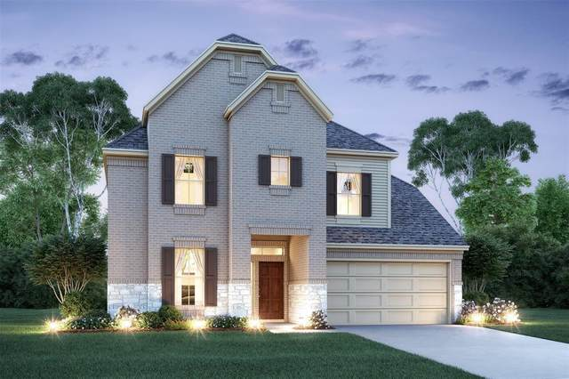 110 Covington Court, Tomball, TX 77375 (MLS #29292214) :: The Queen Team