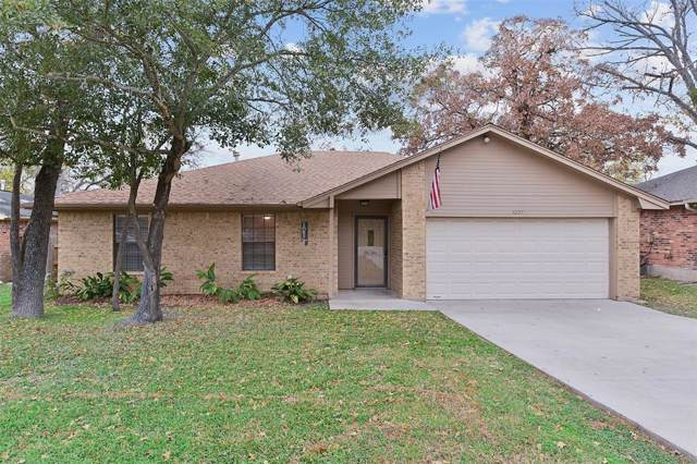 4205 Woodcrest Drive, Bryan, TX 77802 (MLS #29296701) :: Texas Home Shop Realty