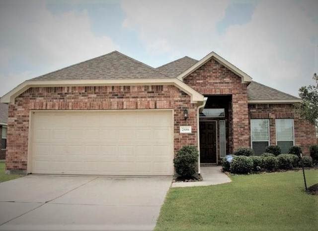 2486 Sandvalley Way, League City, TX 77573 (MLS #29299615) :: The Sansone Group