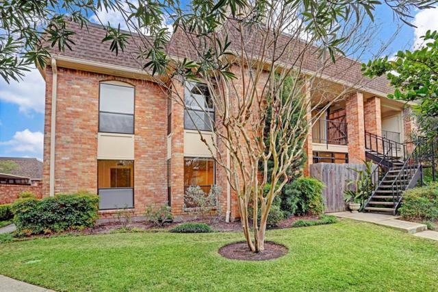 1601 S Shepherd Drive #175, Houston, TX 77019 (MLS #29299645) :: Glenn Allen Properties