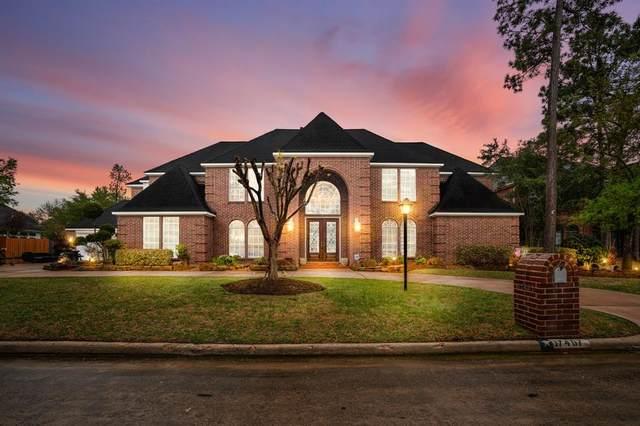 17407 Bonnard Circle, Spring, TX 77379 (MLS #29308980) :: The Home Branch