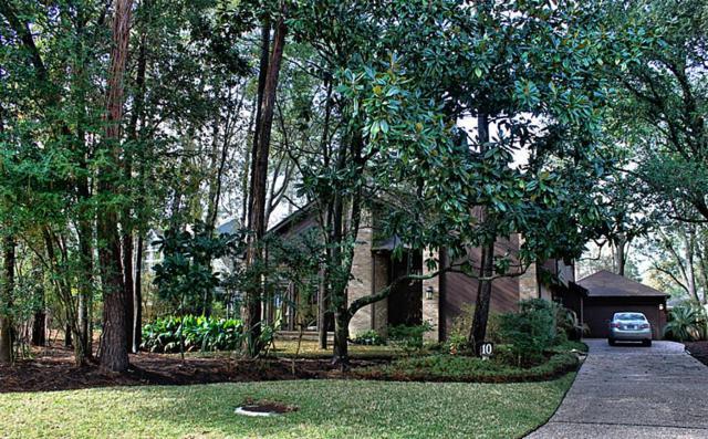 10 Thornhedge Court, The Woodlands, TX 77381 (MLS #29332054) :: Glenn Allen Properties