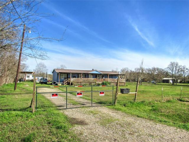 1243 County Road 6026, Dayton, TX 77535 (MLS #29334028) :: The SOLD by George Team