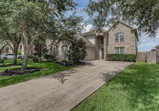 2915 Perdido Bay Lane, Pearland, TX 77584 (MLS #29341266) :: The SOLD by George Team