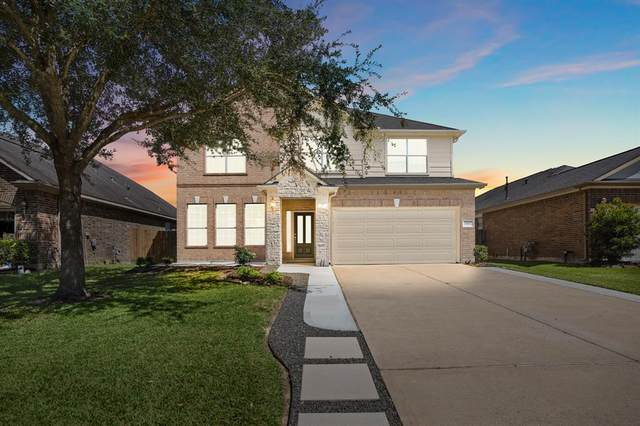6166 Warrington Lane, League City, TX 77573 (MLS #29352542) :: Rachel Lee Realtor