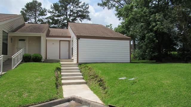 41 Driving Range Lane, Trinity, TX 75862 (MLS #29352717) :: The Heyl Group at Keller Williams