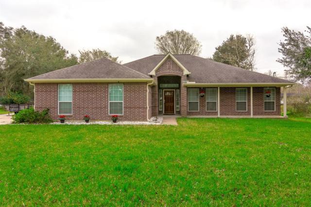 3535 County Road 179, Alvin, TX 77511 (MLS #29366804) :: The Kevin Allen Jones Home Team