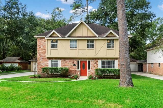 65 Crystal Lake Ln Lane, The Woodlands, TX 77380 (MLS #29368848) :: Lerner Realty Solutions