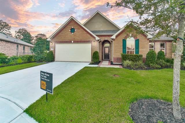8710 Cimarron Falls Court, Magnolia, TX 77354 (MLS #29370495) :: Ellison Real Estate Team