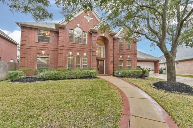 7406 Stone Arbor Drive, Sugar Land, TX 77479 (MLS #29371487) :: The Home Branch