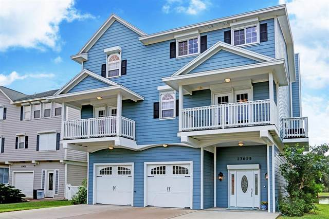 13615 Windlass Circle, Galveston, TX 77554 (MLS #29377817) :: My BCS Home Real Estate Group