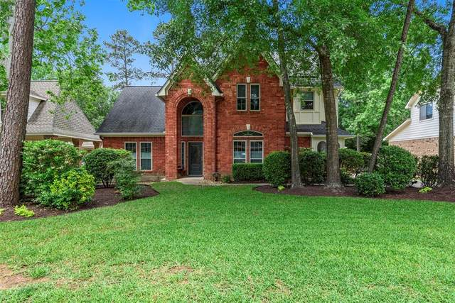 36 Tanager Trail, The Woodlands, TX 77381 (MLS #29390345) :: The Bly Team