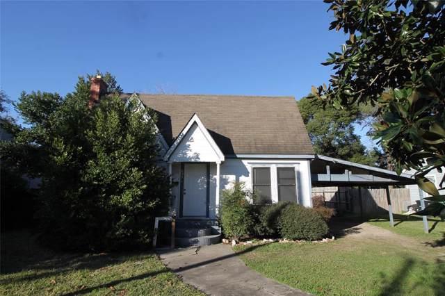 815 Avenue Of Oaks Street, Houston, TX 77009 (MLS #29392843) :: The Jennifer Wauhob Team