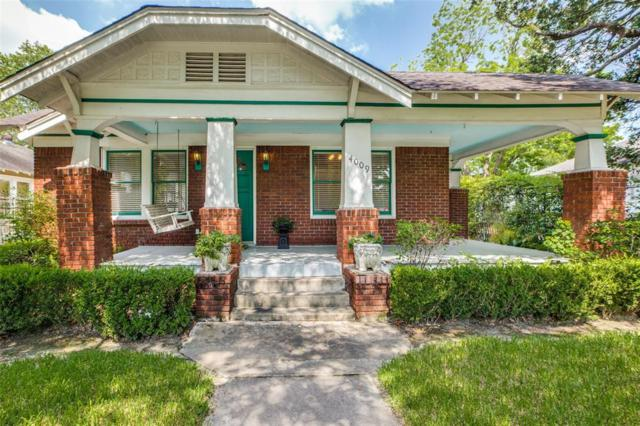 4009 Norhill Boulevard, Houston, TX 77009 (MLS #29395910) :: The SOLD by George Team