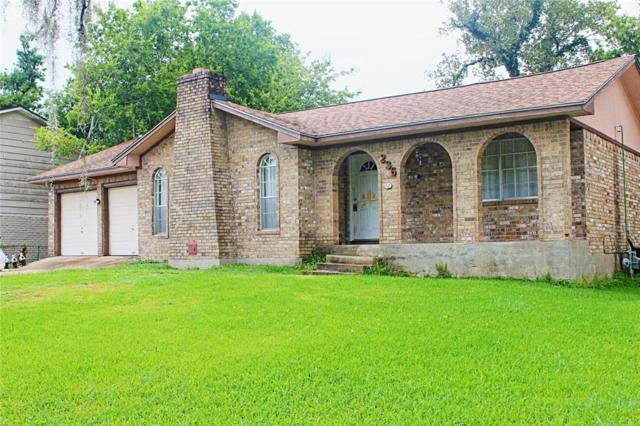 236 Briarcreek Street, Richwood, TX 77531 (MLS #29399481) :: Texas Home Shop Realty