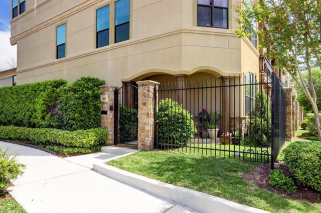 2401 Commonwealth Street, Houston, TX 77006 (MLS #29400178) :: Giorgi Real Estate Group