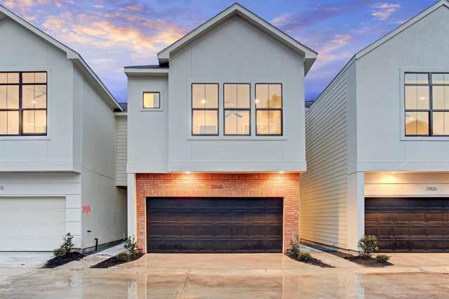 3927 Tulane Oak Drive, Houston, TX 77018 (MLS #29404099) :: Texas Home Shop Realty