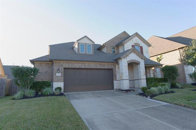 3508 Brantly Cove, Pearland, TX 77584 (MLS #29428851) :: The Sansone Group