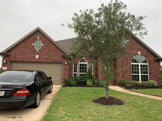 2014 Coventry Bay Drive, Pearland, TX 77089 (MLS #29440191) :: The Sansone Group