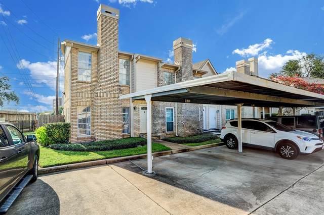 7575 Cambridge Street #101, Houston, TX 77054 (MLS #29441069) :: The Lugo Group