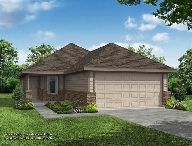 3536 Cannon Drive, Conroe, TX 77301 (MLS #29452533) :: The Home Branch