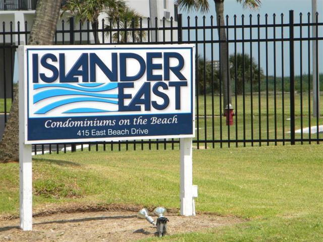 415 East Beach Drive #210, Galveston, TX 77550 (MLS #29466870) :: Team Parodi at Realty Associates