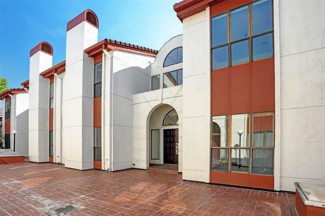1535 Potomac Drive F, Houston, TX 77057 (MLS #29472521) :: Giorgi Real Estate Group