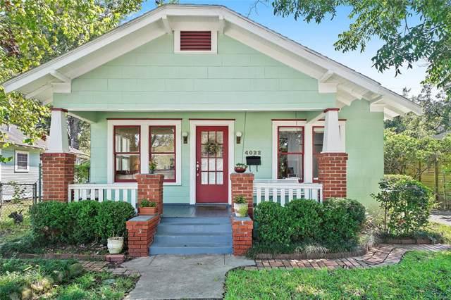 4022 Oak Ridge Street, Houston, TX 77009 (MLS #29482122) :: The Jill Smith Team