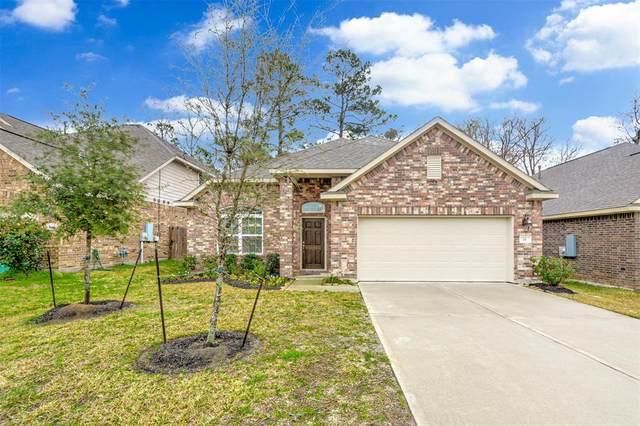 66 Hallmark Drive, Conroe, TX 77304 (MLS #29482919) :: Johnson Elite Group