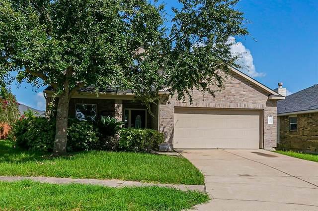206 Golden Grain Drive, Rosenberg, TX 77469 (MLS #29491136) :: The Bly Team