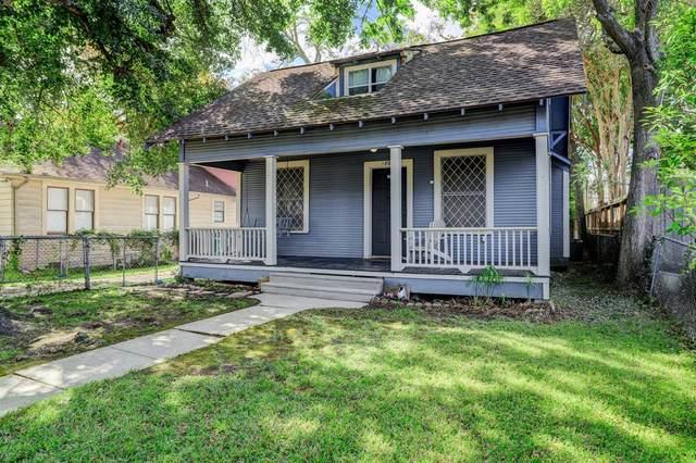 1809 Columbia Street, Houston, TX 77008 (MLS #29502277) :: Caskey Realty