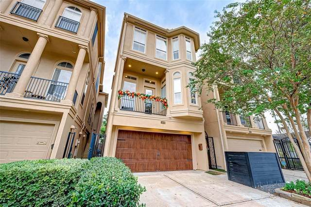 1609 W Clay Street, Houston, TX 77019 (MLS #29509281) :: Lerner Realty Solutions