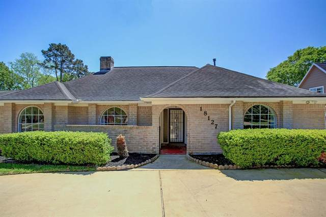 18127 Spellbrook Drive, Houston, TX 77084 (MLS #29510554) :: The Sansone Group