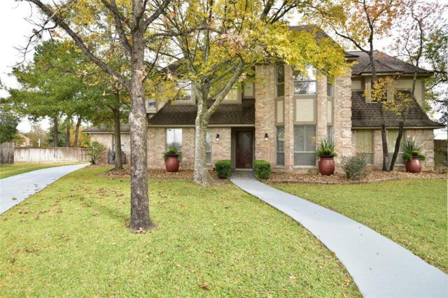8803 Sedgemoor Drive, Tomball, TX 77375 (MLS #2953113) :: The Sansone Group