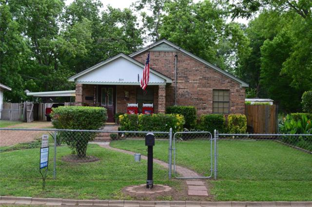 804 E San Jacinto Avenue, Crockett, TX 75835 (MLS #29532871) :: Texas Home Shop Realty